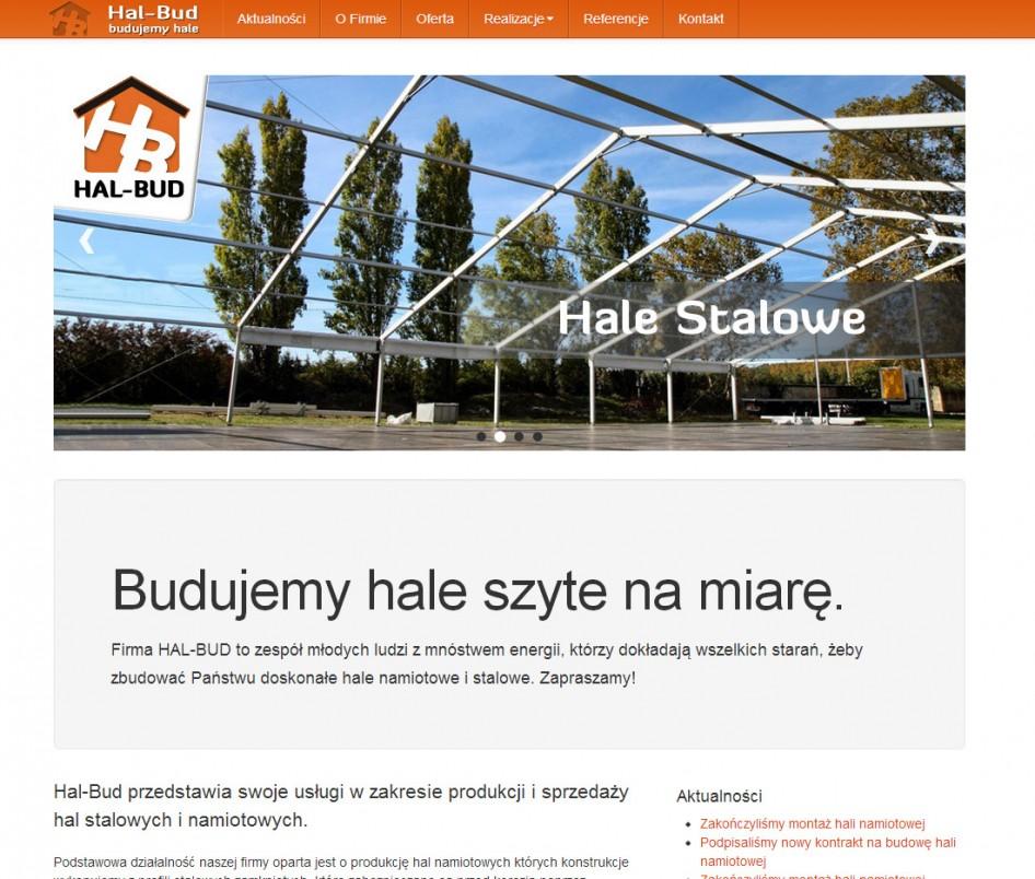hal-bud strona www
