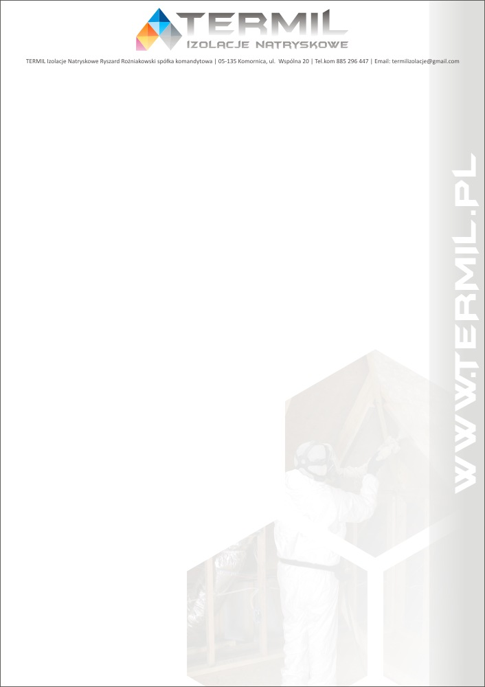 papier firmowy termil